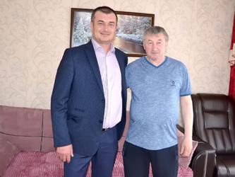 Фермер Николай Иващенко
