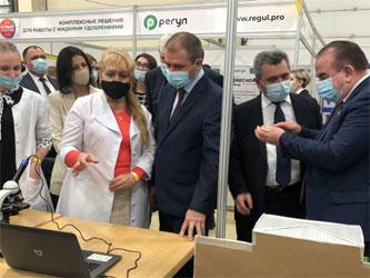 Донской ГАУ на Агропромышленном форуме юга России